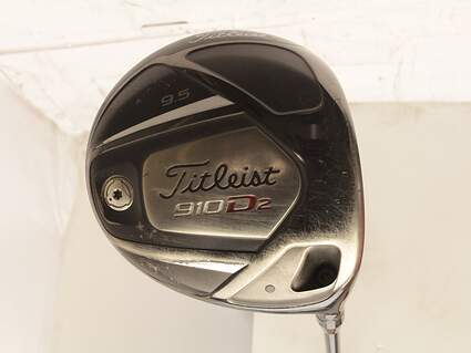 Titleist 910 D2 Driver 9.5° Titleist Diamana 'Ahina 72 Graphite X-Stiff Right Handed 45.0in