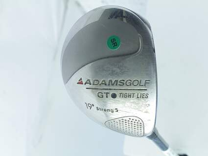 Adams Tight Lies GT Fairway Wood 5 Wood 5W 19° Graphite Right Handed 42.25in