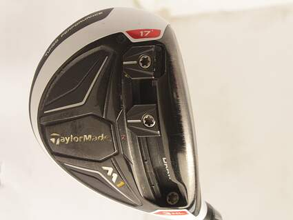 TaylorMade 2016 M1 3 Wood HL 17° TM M2 Reax Graphite Ladies Right Handed 44.0in
