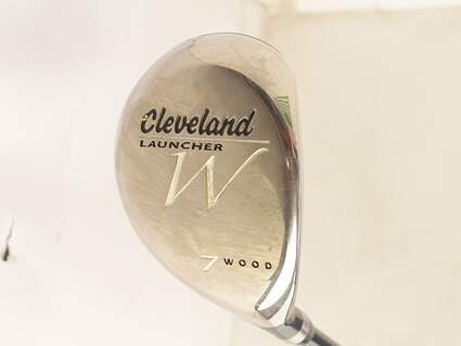Cleveland Womens W Series 7 Wood 7W 21° Stock Graphite Shaft Graphite Ladies Right Handed 40.25in