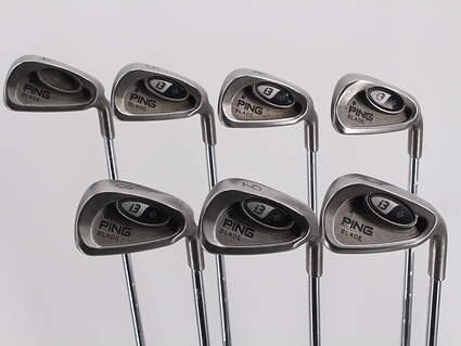 Ping i3 Blade Iron Set 4-PW Stock Steel Shaft Steel Right Handed 38.0in