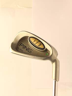 Ping i3 Blade 4 Iron 19° Ping JZ Steel Stiff Right Handed 39.0in