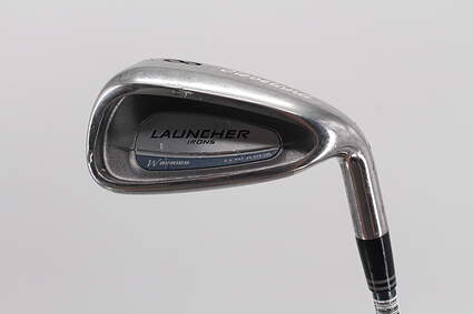 Cleveland Launcher Womens Series 8 Iron Stock Graphite Shaft Graphite Ladies Right Handed 35.5in