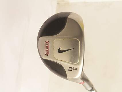 Nike CPR 3 Ironwood 2 Hybrid 18° Stock Graphite Shaft Graphite Stiff Right Handed 39.0in