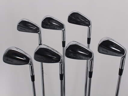 Mizuno MP 67 Iron Set 4-PW Project X 5.5 Steel Regular Right Handed