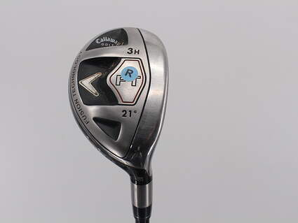 Callaway 2008 FT Hybrid 3 Hybrid 21° Fujikura Fit-On Max 66HB Graphite Regular Right Handed 40.25in