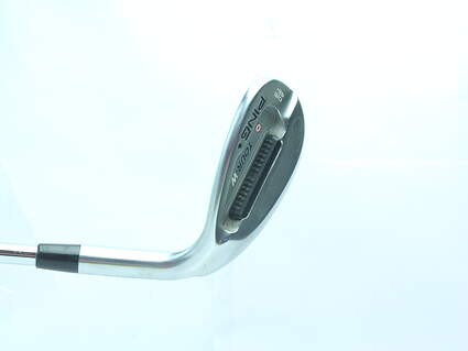 Ping Tour-W Brushed Silver ThinSole Wedge Lob LW 60° Thin Sole Ping AWT Graphite Stiff Right Handed 35.0in
