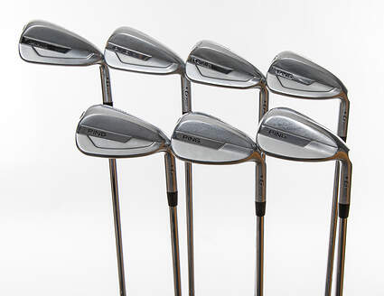 Ping G700 Iron Set 5-PW GW SW AWT 2.0 Steel Stiff Right Handed 38.0in