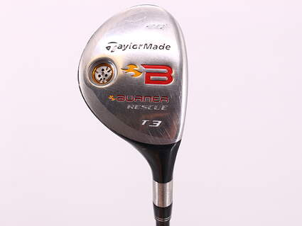 TaylorMade 2008 Burner Rescue Tour Launch 3 Hybrid 20° TM Burner Superfast 85 Graphite X-Stiff Right Handed 40.0in