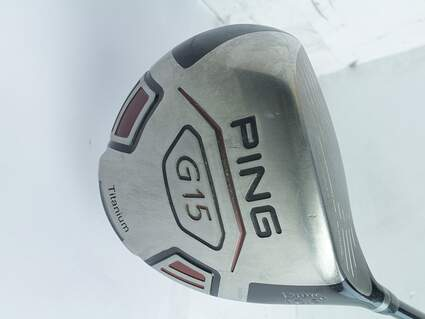 Ping G15 Draw Driver 10.5° Aldila Serrano 60 Graphite Regular Right Handed 45.25in