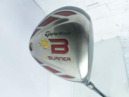 TaylorMade 2009 Burner Driver 10.5° TM Reax Superfast 49 Graphite Stiff Right Handed 45.5in