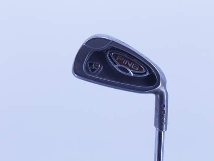 Ping i10 Single Iron 4 Iron True Temper Dynamic Gold S300 Steel Stiff Right Handed 38.25in