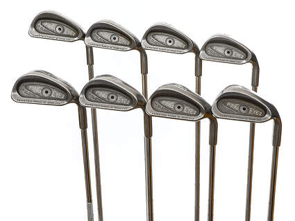 Ping Eye 2 Iron Set 3-PW Ping ZZ Lite Steel Lite Right Handed 38.0in