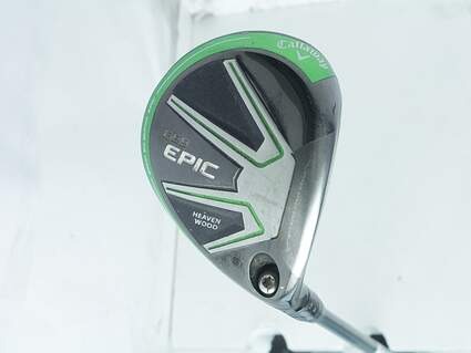 Callaway GBB Epic Fairway Wood 7 Wood 7W 20° Project X HZRDUS T800 Green 65 Graphite Stiff Right Handed 42.75in