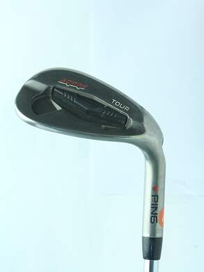 Ping Tour Gorge Wedge Sand SW 54° Standard Sole Ping CFS Distance Steel Stiff Right Handed Orange Dot 35.5in