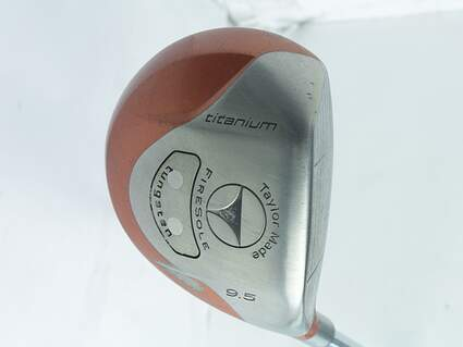 TaylorMade Firesole Driver 9.5° Stock Steel Shaft Graphite Regular Right Handed 43.75in