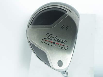 Titleist 983 K Driver 8.5° Grafalloy ProLite Graphite Stiff Right Handed 45.0in