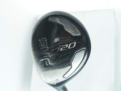 Ping I20 Fairway Wood 5 Wood 5W 18° Ping TFC 707F Graphite Regular Left Handed 42.25in