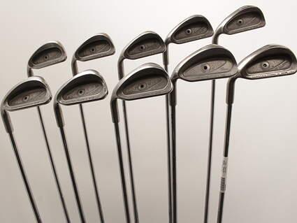 Ping Eye 2 Iron Set 1-SW Stock Steel Shaft Steel Regular Right Handed 37.5in