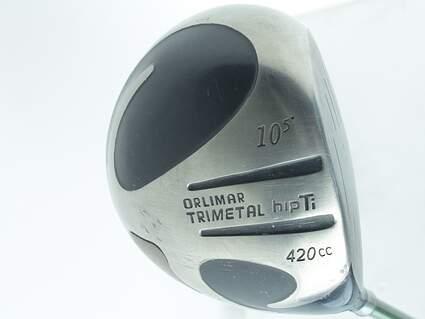 ORLIMAR Hip-Ti 420 Driver 10.5° Aldila NV 55 Graphite Regular Right Handed 46.25in