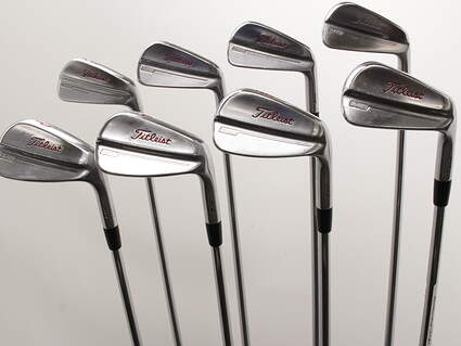 Titleist 714 MB Iron Set 3-PW Project X 6.5 Steel 6.5 Right Handed 38.0in