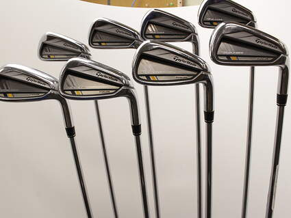 TaylorMade Rocketbladez Tour Iron Set 3-PW Project X 6.5 Steel 6.5 Right Handed 39.5in