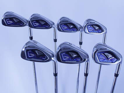 Mizuno JPX 850 Iron Set 5-GW True Temper XP 105 R300 Steel Regular Right Handed 38.0in