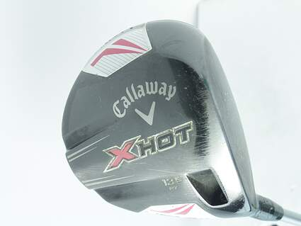 Callaway 2013 X Hot Womens Driver 13.5° Project X PXv Graphite Ladies Right Handed 45.0in