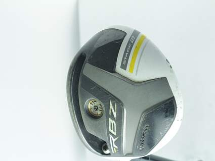 TaylorMade RocketBallz Stage 2 Tour Fairway Wood 3 Wood 3W 14.5° Matrix Ozik 6Q3 Graphite Stiff Left Handed 44.75in