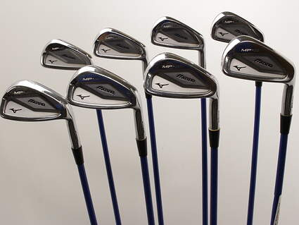 Mizuno MP 63 Iron Set 3-PW Graphite Design Tour AD 65i Graphite Stiff Right Handed 38.0in