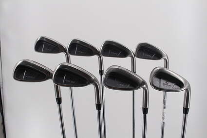 TaylorMade 200 Steel Iron Set 4-PW SW TM L-60 Steel Steel Regular Right Handed