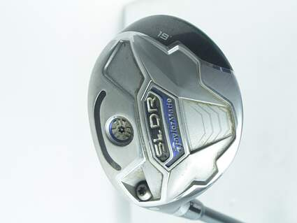TaylorMade SLDR Fairway Wood 5 Wood 5W 19° TM Fujikura Speeder 77 Graphite Stiff Left Handed 42.0in