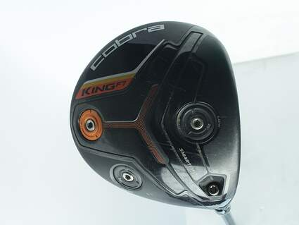 Cobra King F7 Driver 10.5° Fujikura Pro 60 Graphite Regular Right Handed 45.0in