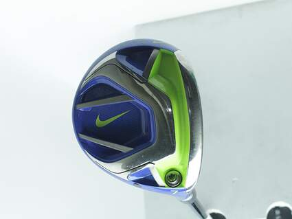 Nike Vapor Fly Fairway Wood 7 Wood 7W 21° Mitsubishi Tensei CK 65 Blue Graphite Ladies Right Handed 40.5in