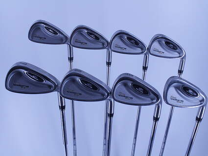 Cobra SS-i Oversize Iron Set 3-PW Stock Steel Shaft Steel Stiff Right Handed 37.5in