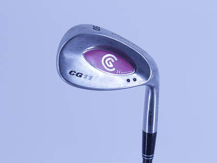 Cleveland 588 Wedge Gap GW 50° High Bounce Stock Graphite Shaft Graphite Ladies Right Handed 33.5in