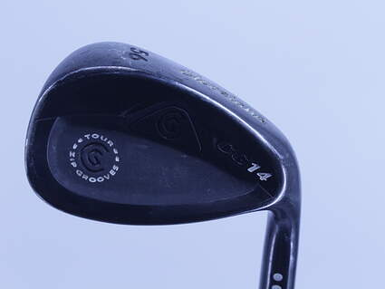 Cleveland CG14 Gunmetal Wedge Sand SW 56° Cleveland Traction Wedge Graphite Wedge Flex Right Handed 35.5in