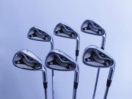 TaylorMade R7 Iron Set 5-PW True Temper Dynamic Gold S300 Steel Stiff Right Handed 37.5in