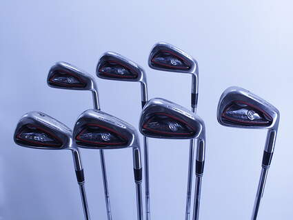 Cleveland CG7 Tour Iron Set 4-PW True Temper Dynamic Gold S300 Steel Stiff Right Handed 37.5in