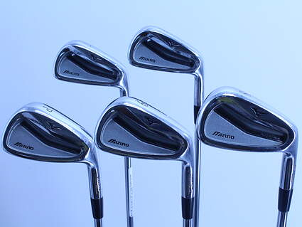 Mizuno MP-54 Iron Set 6-PW True Temper Dynalite Gold 300 Steel Stiff Right Handed 37.5in
