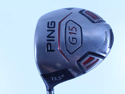 Ping G15 Driver 13.5° Ping TFC 149D Graphite Regular Left Handed 45.25in