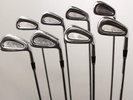 Cleveland TA3 Form Forged Iron Set 3-PW True Temper Dynamic Gold S300 Steel Stiff Right Handed 38.0in