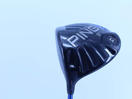 Ping G30 Driver 9° Ping TFC 419D Graphite Senior Left Handed 45.25in