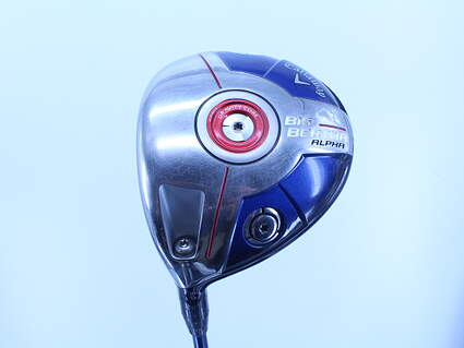 Callaway 2014 Big Bertha Alpha Driver 9° Mitsubishi Diamana Kai'li 70 Graphite Stiff Left Handed 44.5in