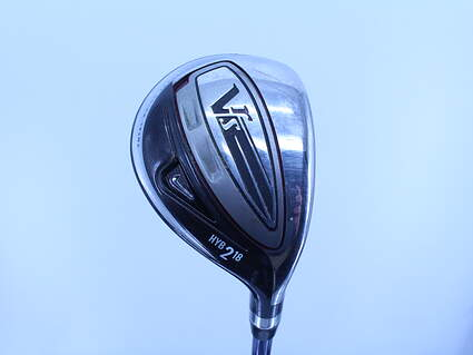 Nike Victory Red S Hybrid 2 Hybrid 18° Project X 6.0 Graphite Graphite Stiff Right Handed 41.0in