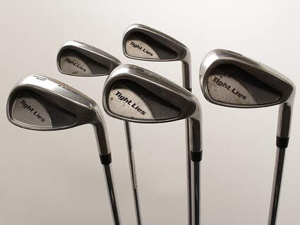 Adams Tight Lies Iron Set 6-PW Adams Performance Lite STL 95 Steel Regular Right Handed 37.5in