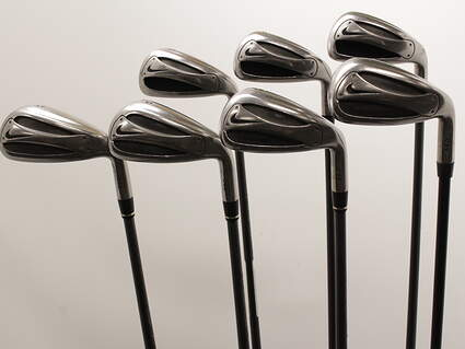 Nike Slingshot OSS Iron Set 5-GW Nike Diamana Slingshot Graphite Regular Right Handed 38.0in
