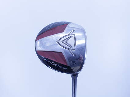Callaway Diablo Octane Fairway Wood 5 Wood 5W Callaway Diablo Octane Fairway Graphite Senior Right Handed 41.75in