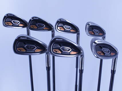 Mizuno JPX EZ Forged Iron Set 5-GW Fujikura Orochi Red Eye Graphite Regular Right Handed 38.0in