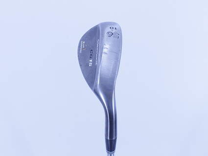 Cleveland CG15 Black Pearl Wedge Sand SW 56° 10 Deg Bounce Cleveland Traction Wedge Steel Wedge Flex Right Handed 36.5in